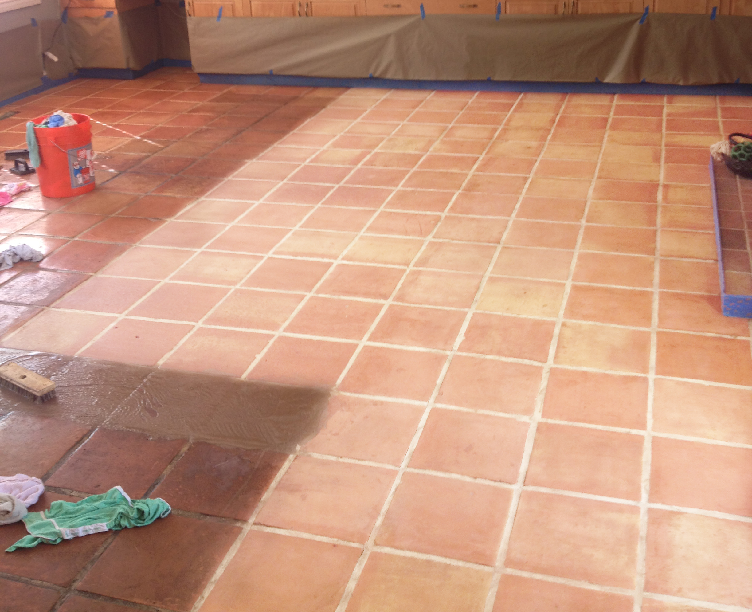 Seal systems tile grout stone brick stripping mexican pavers dailygadgetfo Choice Image